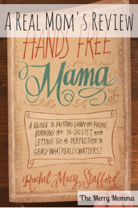 Hands Free Mama Review