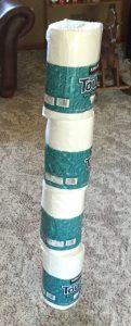 Paper Towel Stack