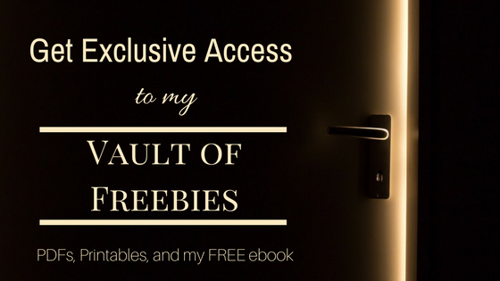 Access My Vault of Freebies