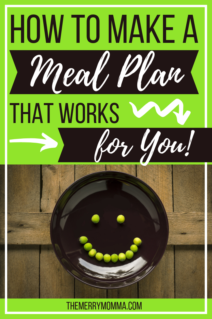 Are you ready for stress-free dinners throughout the week? Learn how to create a meal plan that works for you and makes your weeknights a snap!