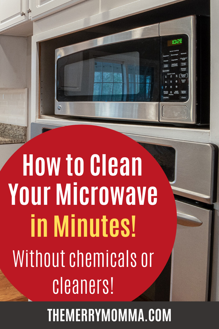 How to Clean Your Microwave in Minutes