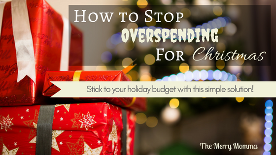 How to Stop Overspending for Christmas