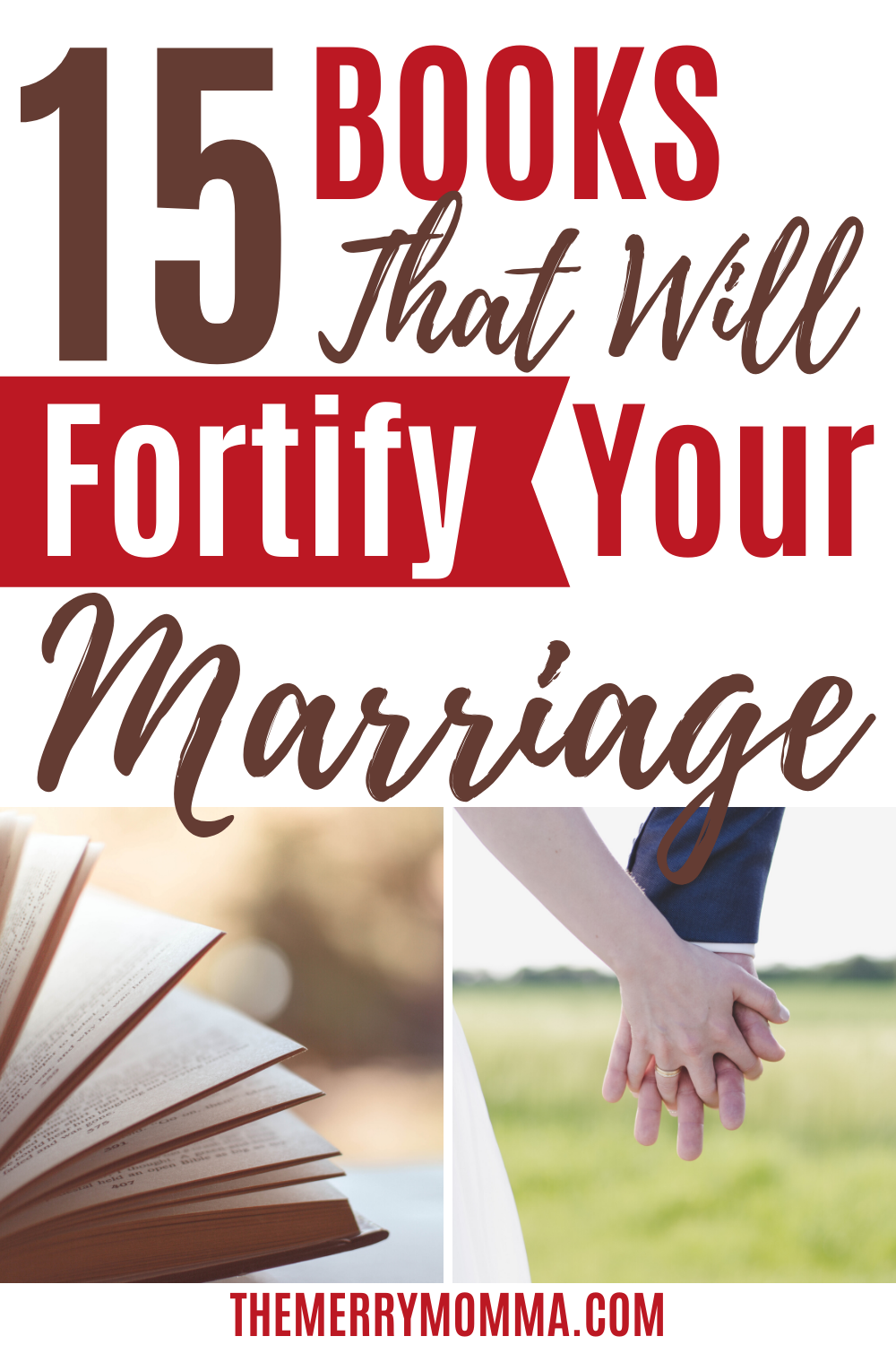 15 Books That Will Fortify Your Marriage