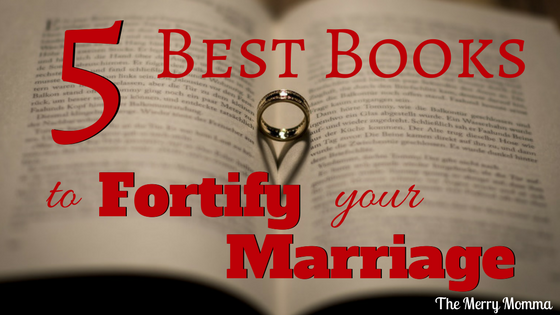 If you're looking for the best books on marriage, this is the list for you! Five of my favorites, plus 10 other honorable mentions!