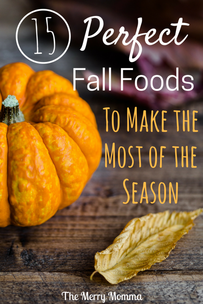 15 Perfect Fall Foods You Need to Try This Year