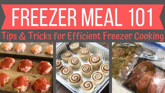 Freezer Meal 101: Tips & Tricks for Efficient Freezer Cooking