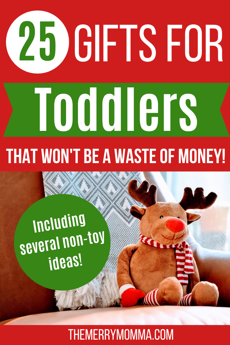 25 Gifts for Toddlers