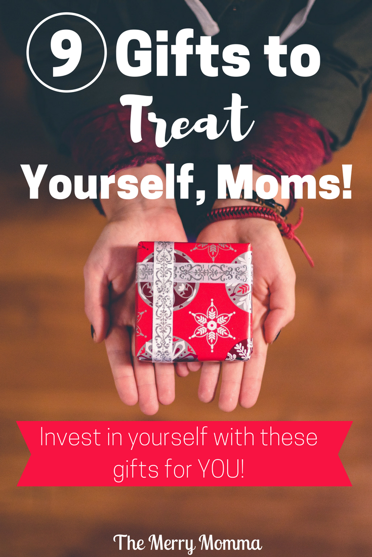 9 Gifts to Treat Yourself