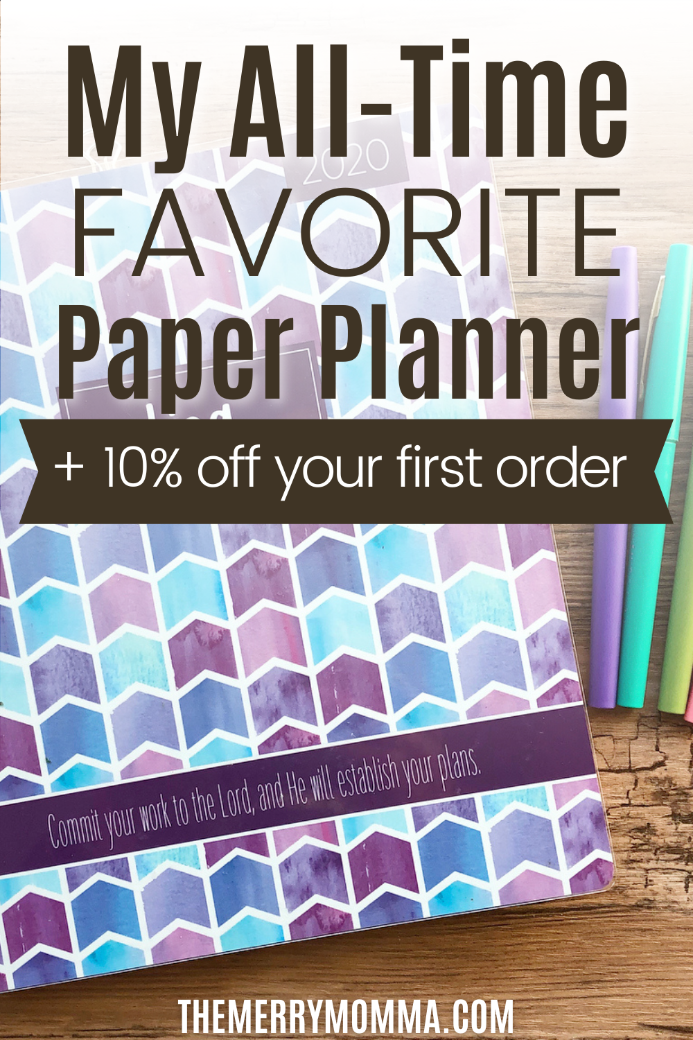 My Favorite Paper Planner - Plum Paper Planner Review
