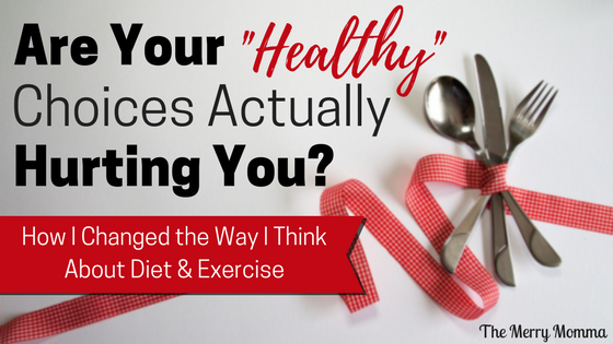 Are Your Healthy Choices Actually Hurting You?
