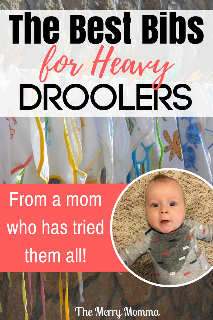 The Best Bibs for Heavy Droolers