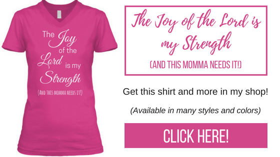 Strength & Joy T-Shirt