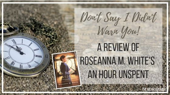 An Hour Unspent Review