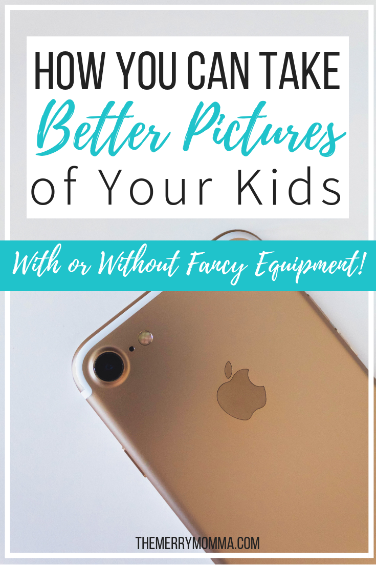 Do you wish you could take better pictures of your kids? Me too! This is how I'm doing it + a fantastic resource for mom photography you won't want to miss!