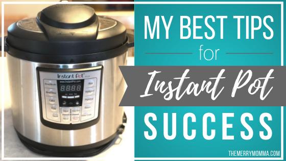 My Best Tips & Tricks for Instant Pot Success