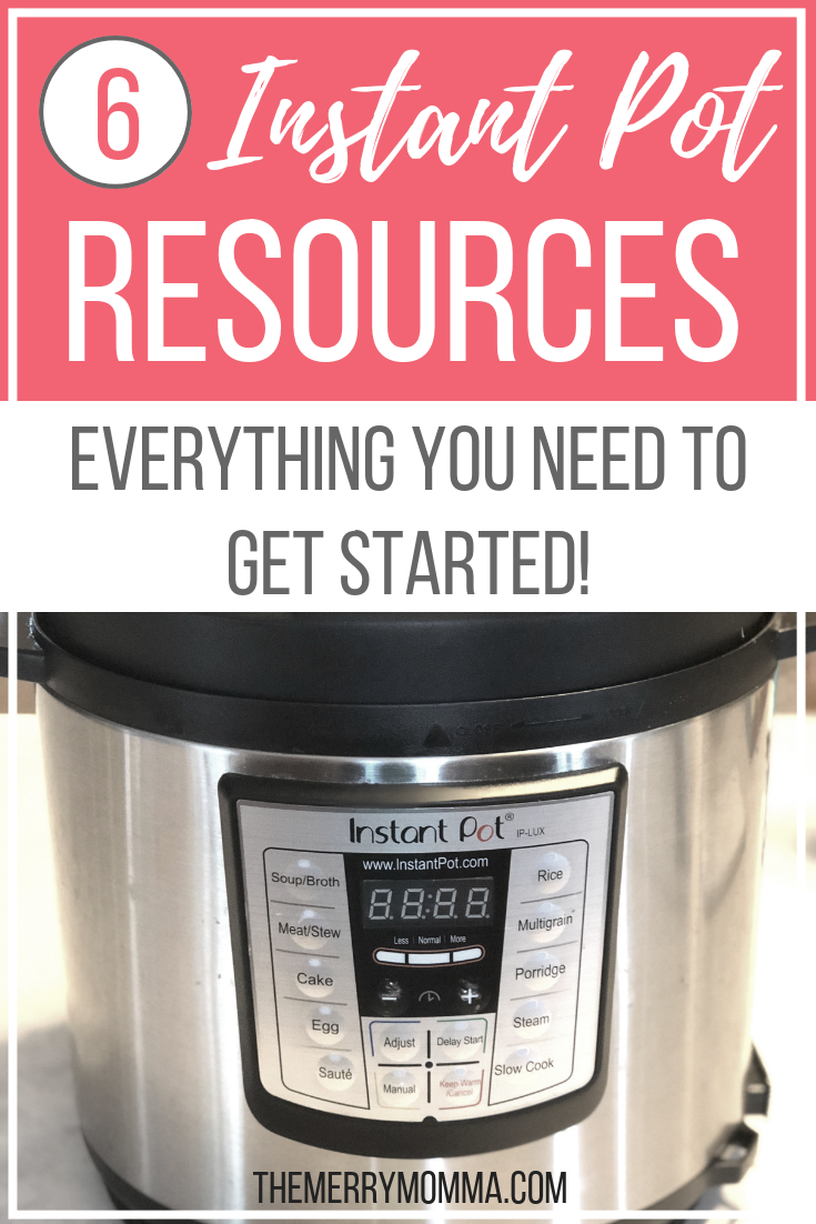 To help you navigate the world of your new (or old!) Instant Pot, I've compiled all my best Instant Pot posts together in one convenient list.