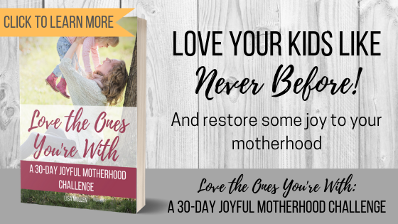 Love your kids like never before! Click to find out how!