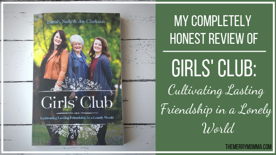Female Friendships -- Girls' Club Review