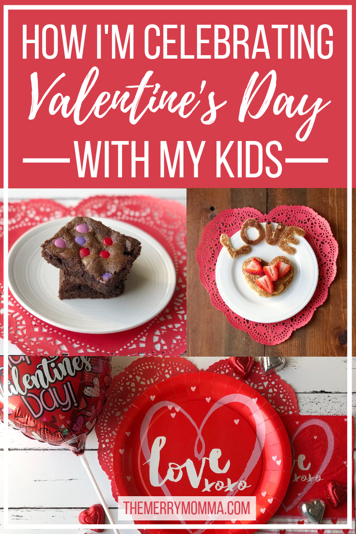 Pinterest and social media can bring a lot of pressure to make Valentine's Day an elaborate ordeal for our kids. But it doesn't have to be! Here's the simple (but love-filled) way I'm going to celebrate them, instead.