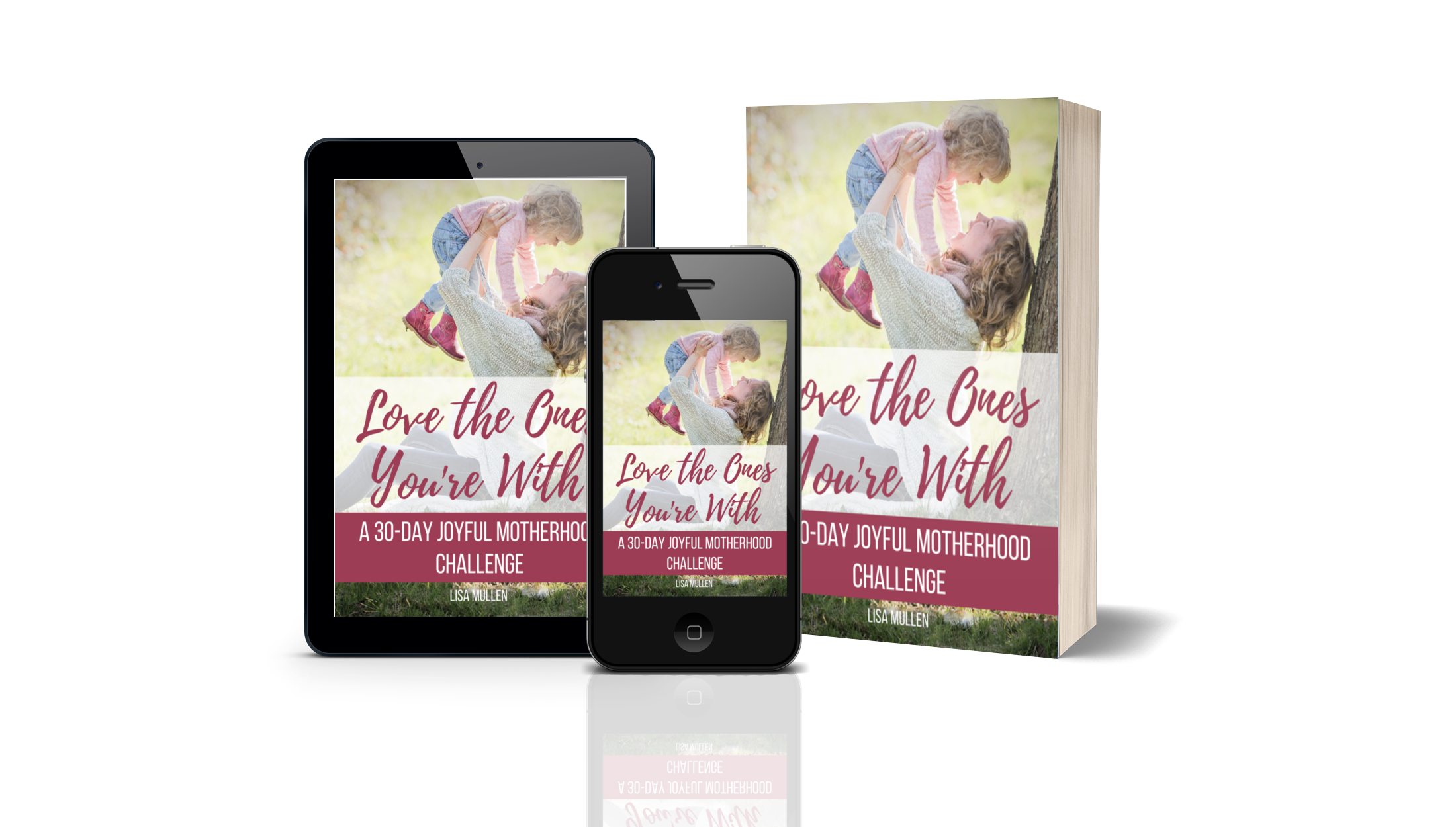 Love the Ones You're With -- print and ebook