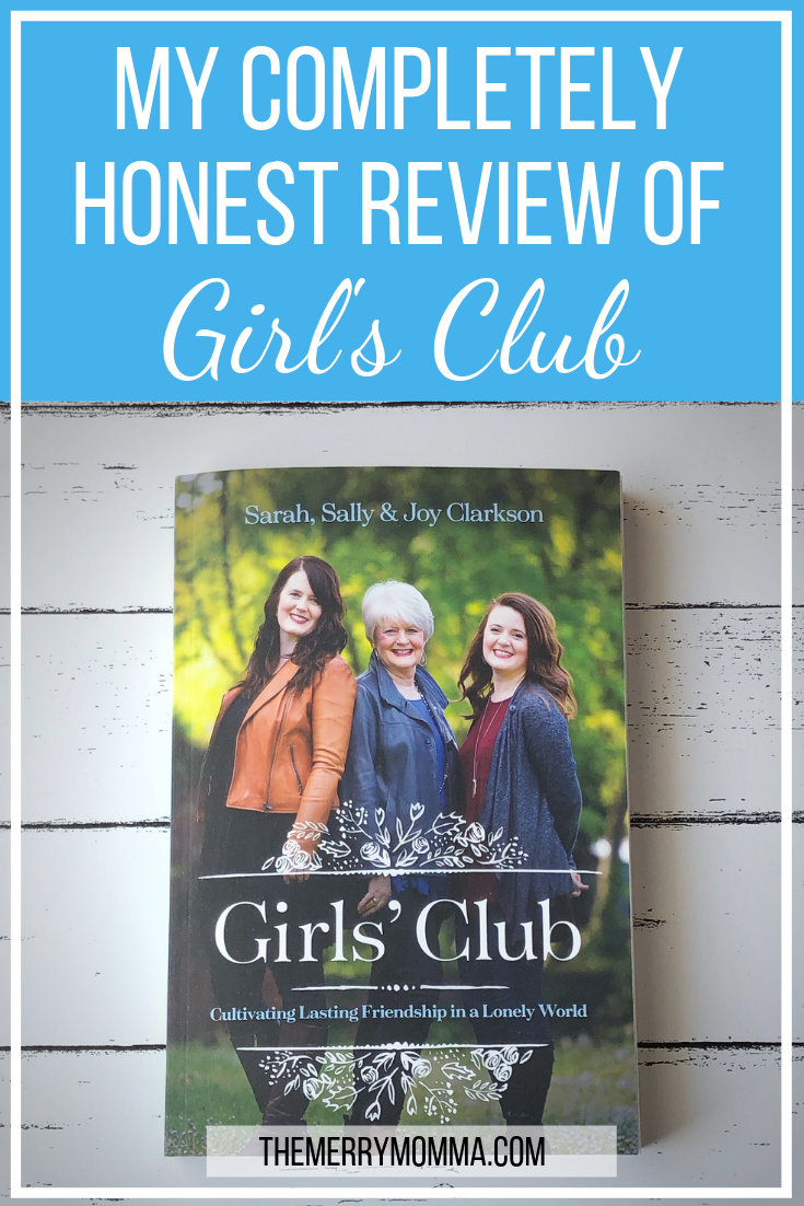 Girls' Club is a heartwarming, inspiring picture of what strong female friendships can look like. Ultimately, however, I didn't love it as much as I thought I would. Here is my completely honest review.