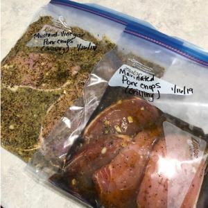 Freezer Meals That Aren't Casseroles -- Grill Packs