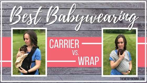 Best Babywearing: Baby Carrier vs. Baby Wrap