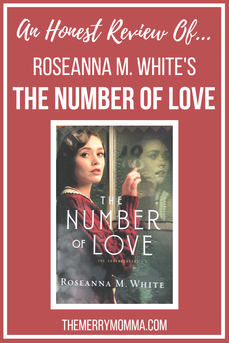 If you enjoy well-written Christian fiction with a bit of history and a splash of romance, then Roseanna M. White's The Number of Love is the book for you.