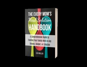Meal Solution Handbook paperback