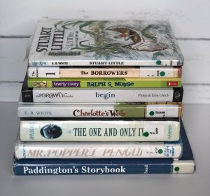 Our Favorite Chapter Books for preschoolers