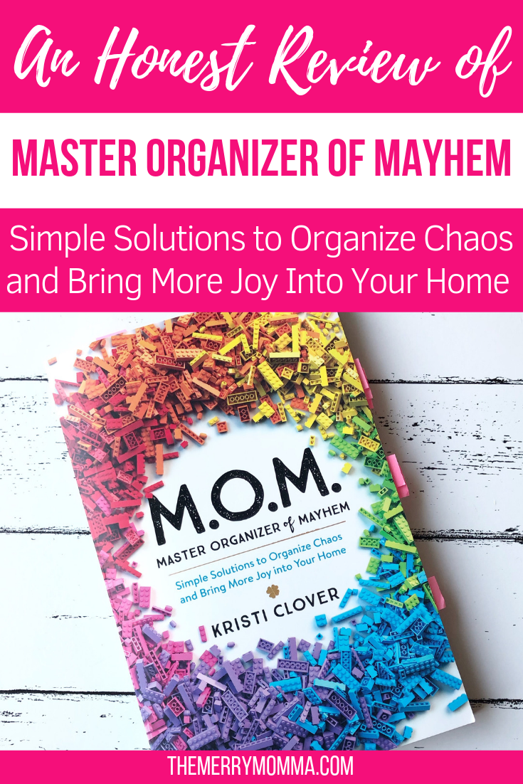 Could you use some simple solutions to organize chaos and bring more joy into your home? M.O.M. Master Organizer of Mayhem has what you need!