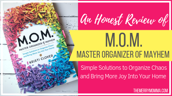 An Honest Review of M.O.M. Master Organizer of Mayhem