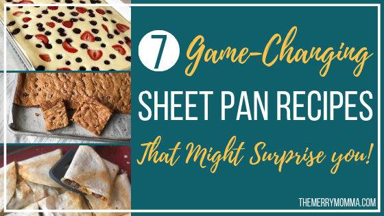 7 Game-Changing Sheet Pan Recipes