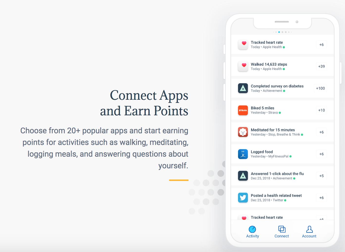 Achievement app
