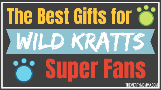 The Best Gifts for Wild Kratts Super Fans