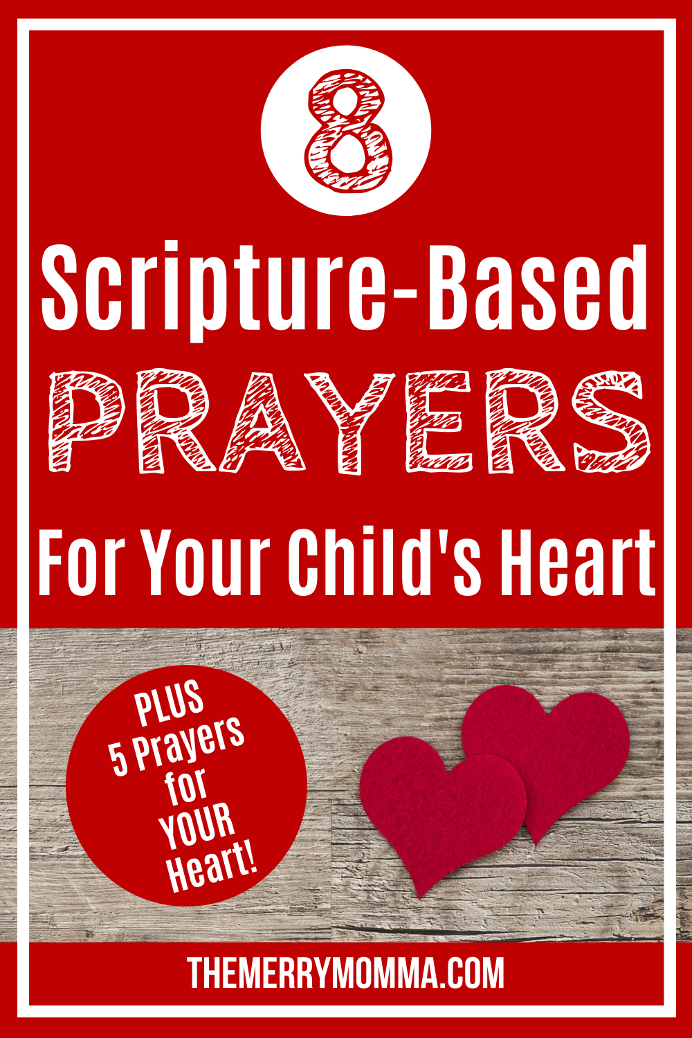 8 Scripture-Based Prayers for Your Child's Heart