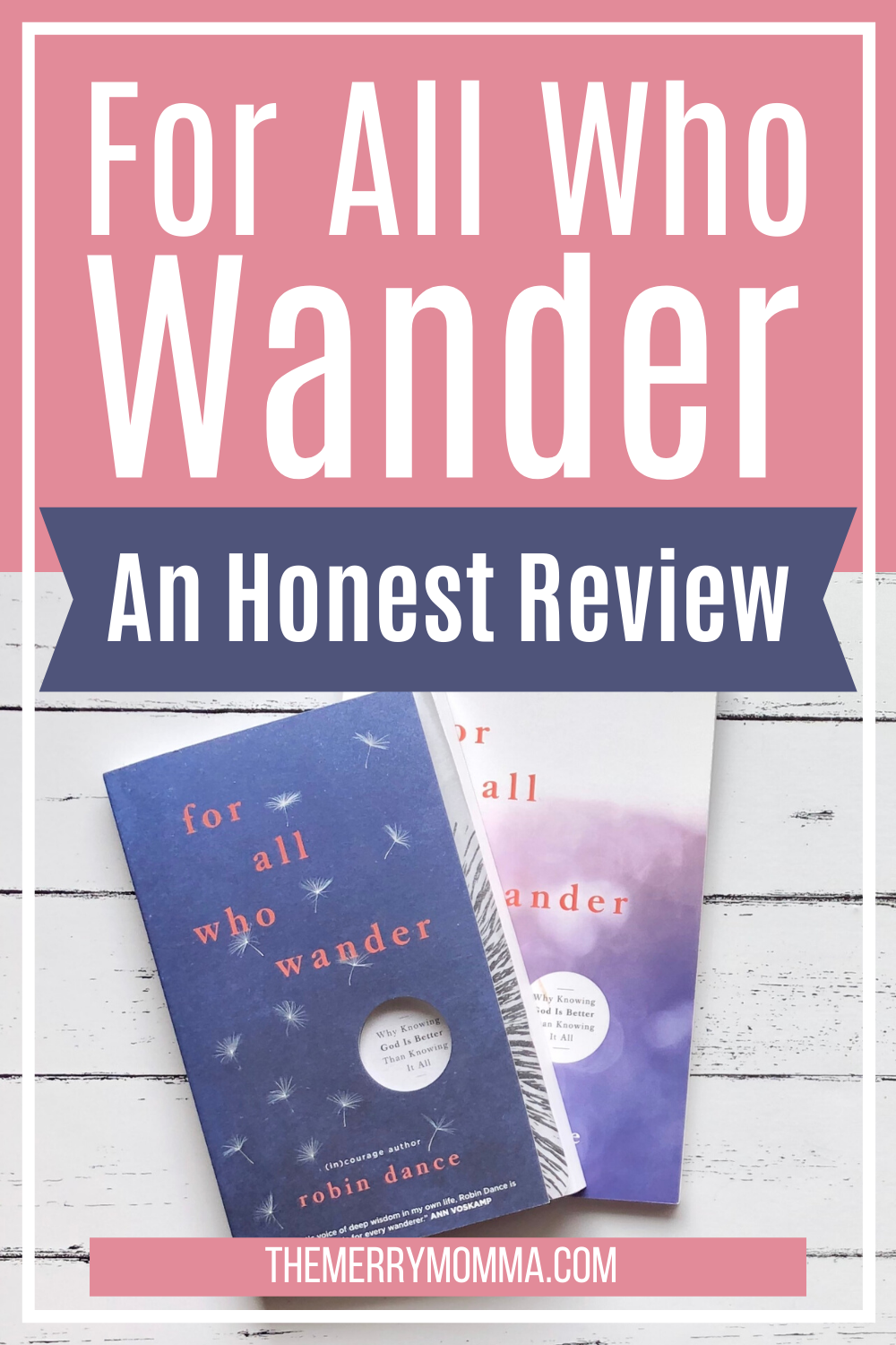 An Honest Review of For All Who Wander
