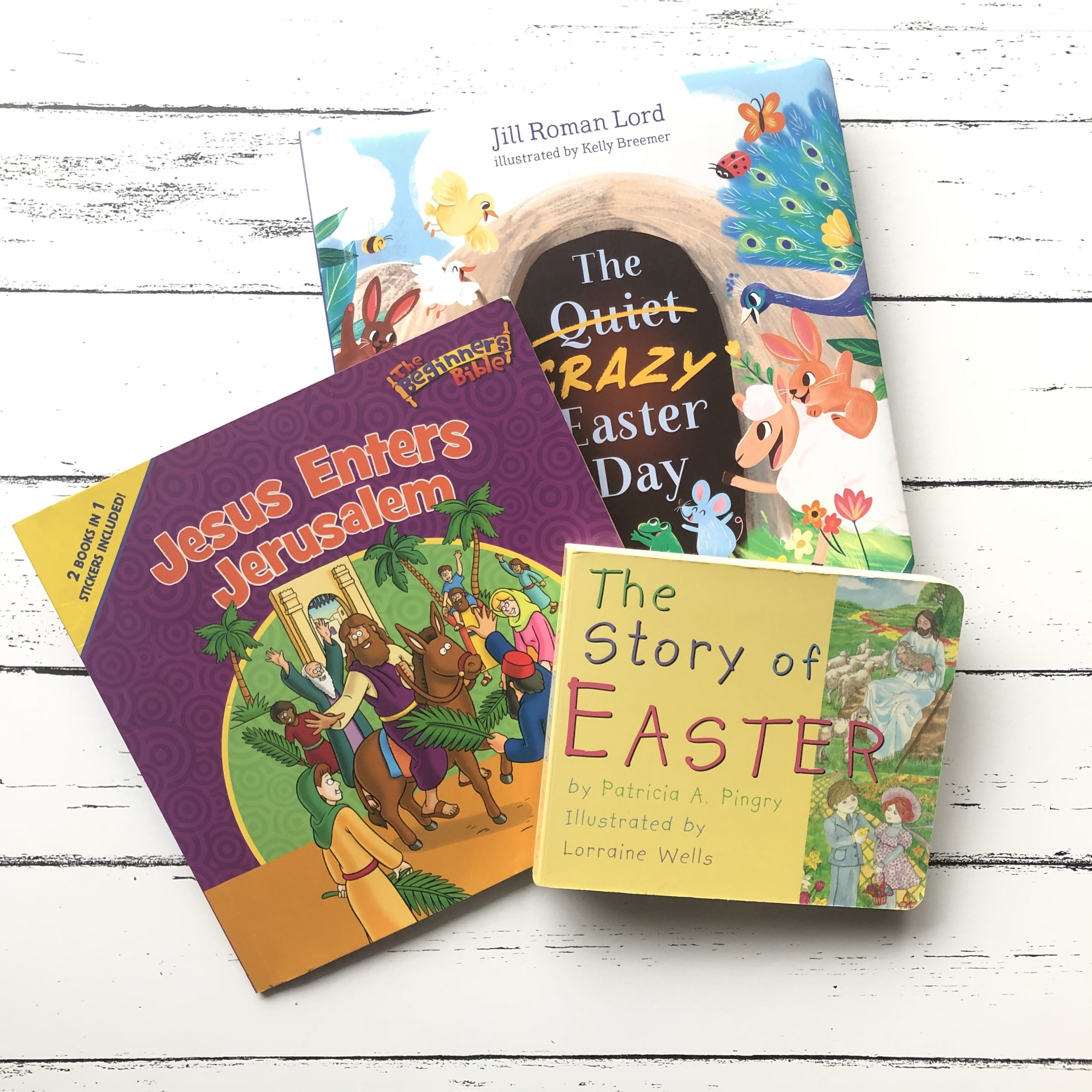 Christ-Centered Easter Books for Kids