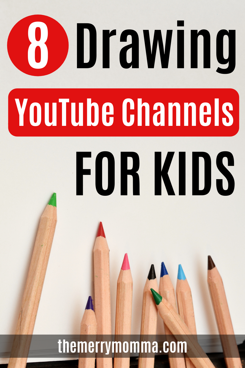 8 Drawing YouTube Channels For Kids
