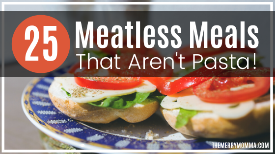 25 Meatless Meals That Aren't Pasta