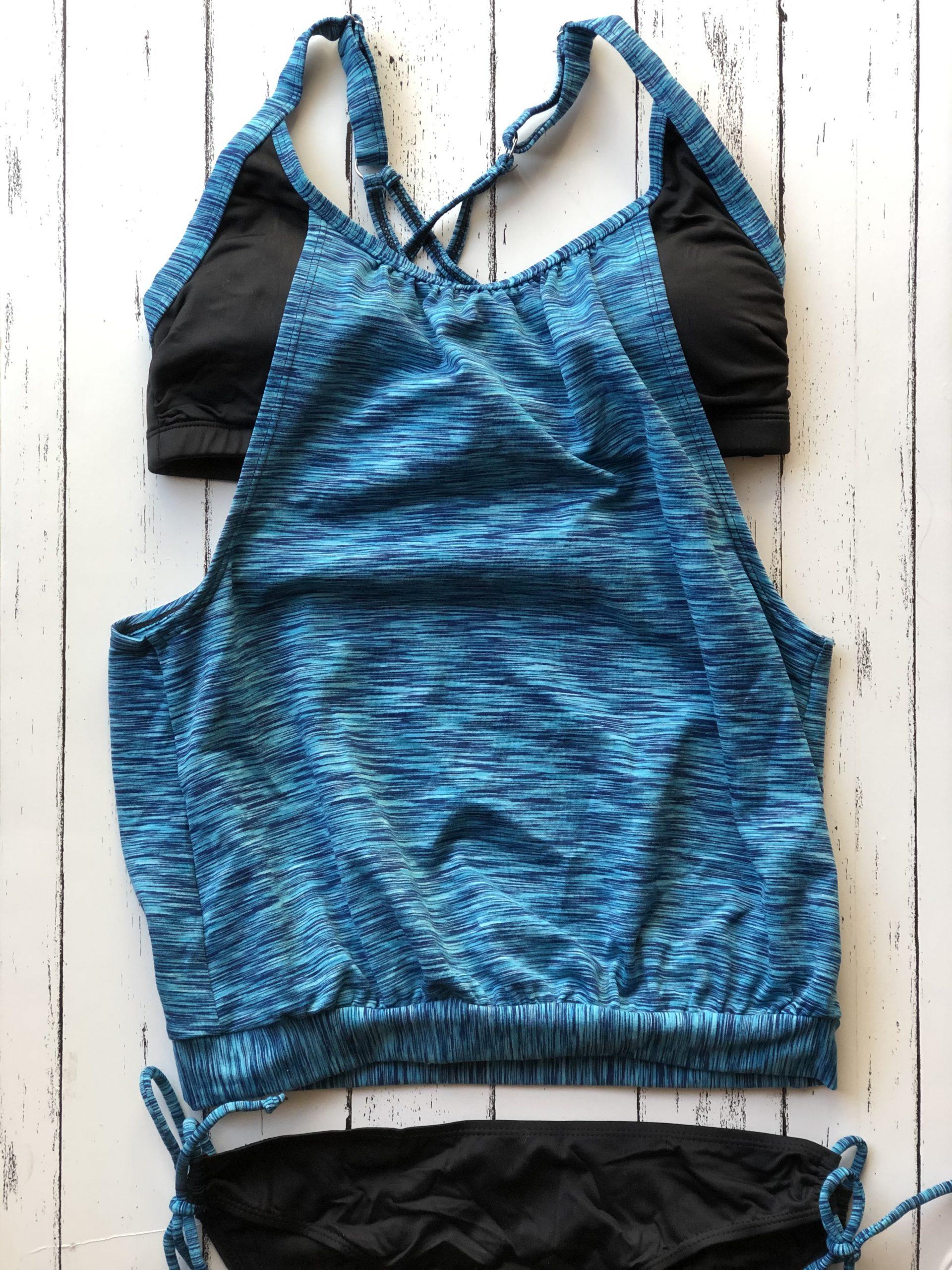 Diastasis-Friendly Swimsuit #1   Swimsuits for Diastasis Recti