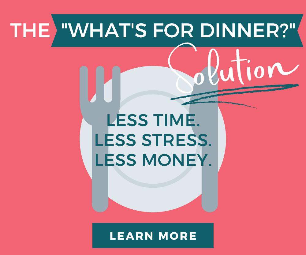 "The ""What's for dinner?"" Solution 