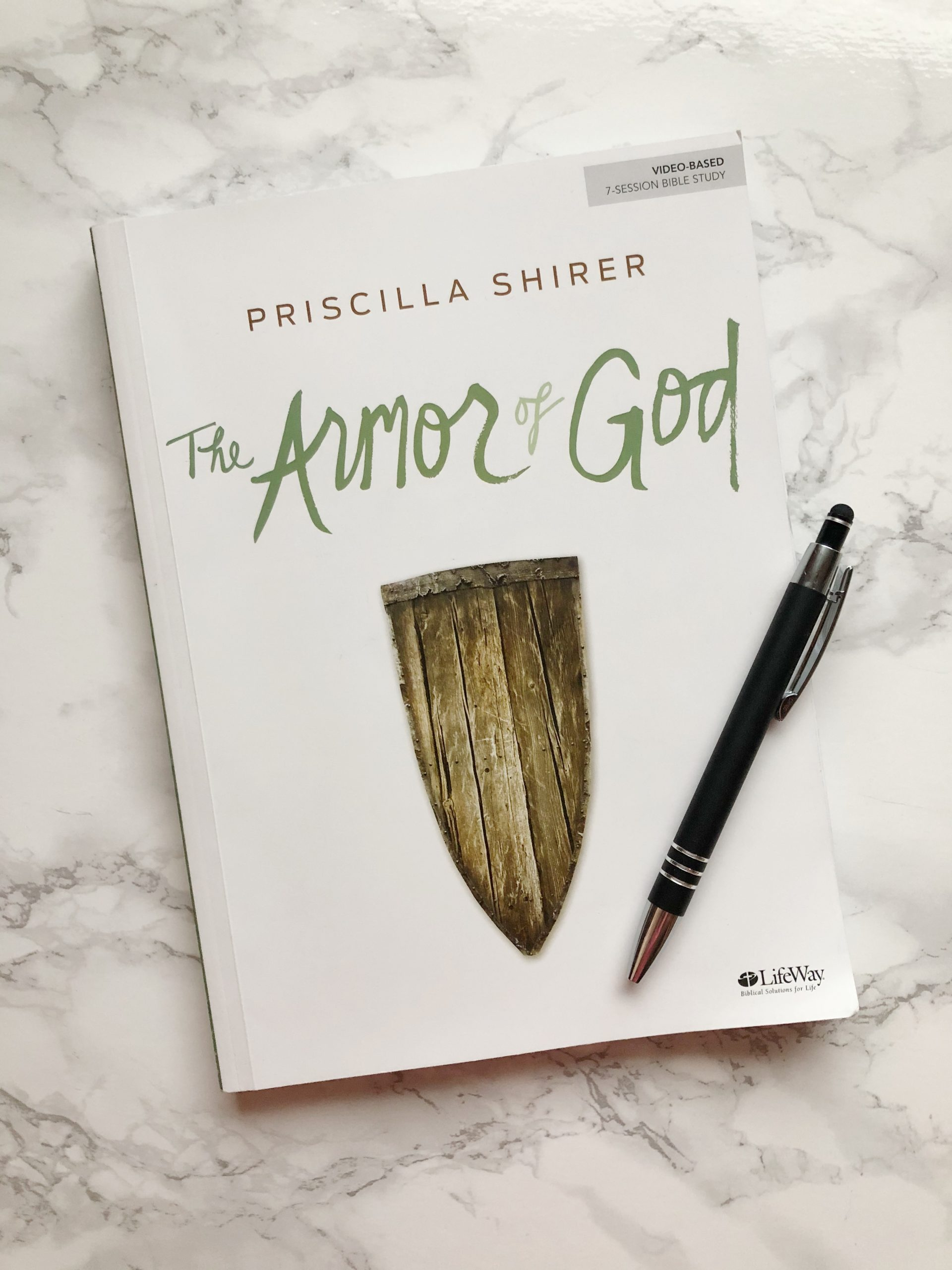 Armor of God study book