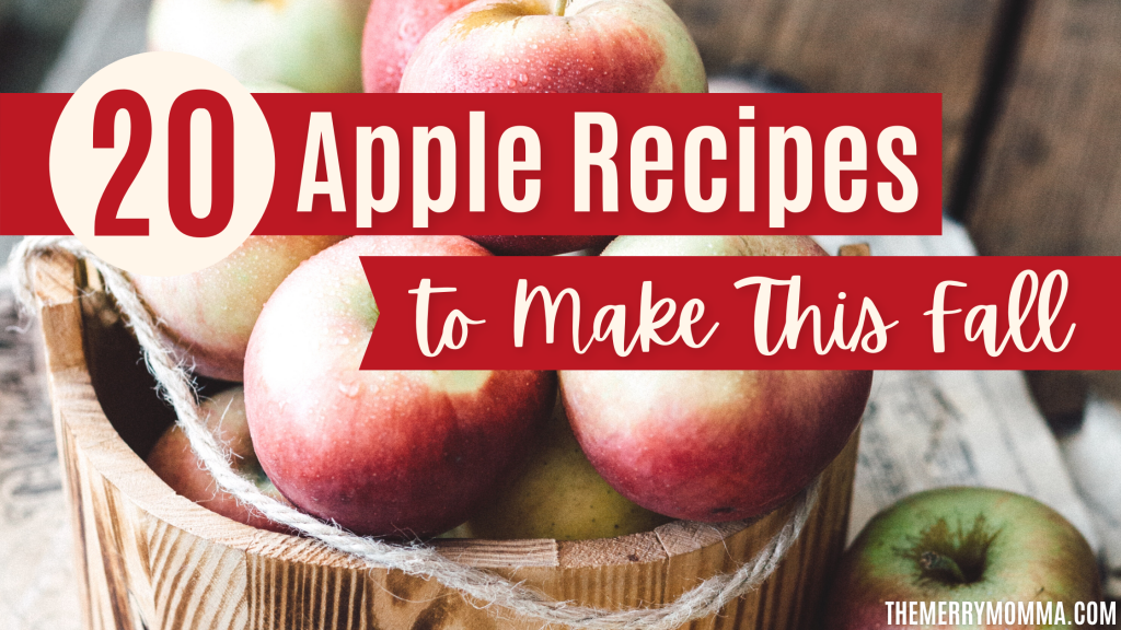 20 Apple Recipes to Make This Fall