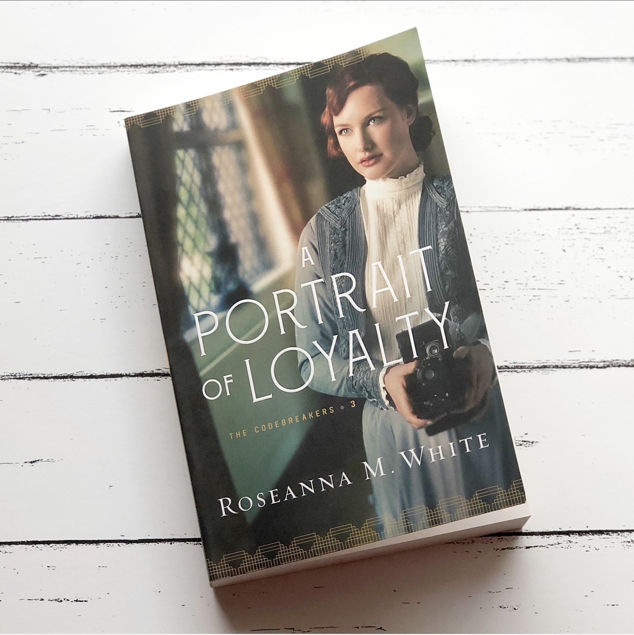 A Portrait of Loyalty Book Review | The Merry Momma
