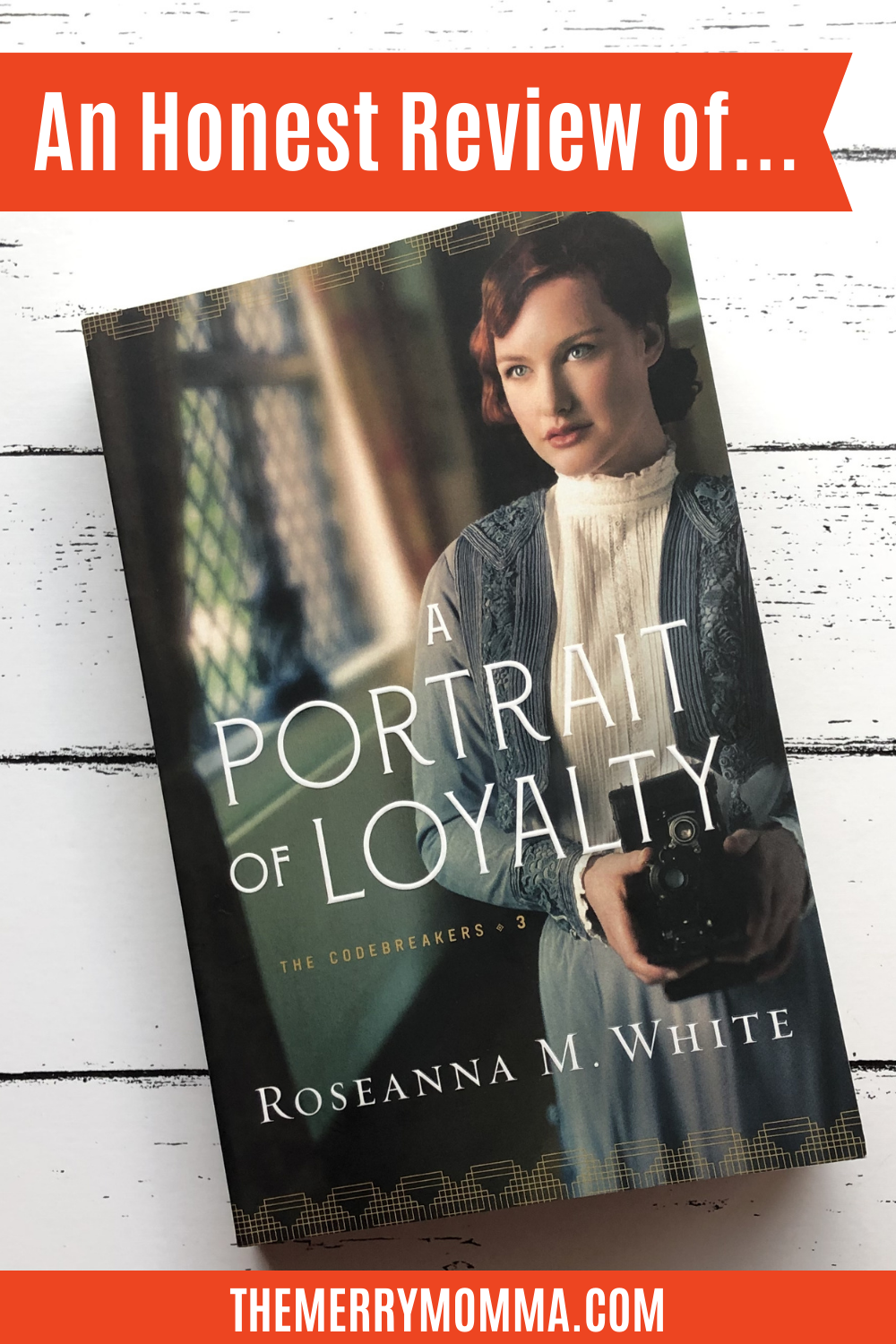 An Honest Book Review of A Portrait of Loyalty | The Merry Momma