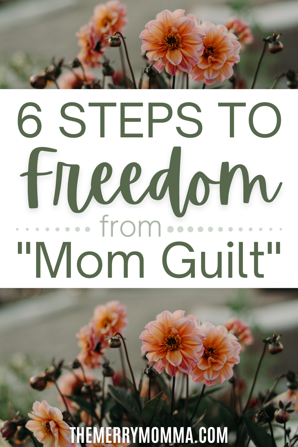 6 Steps to Freedom From Mom Guilt