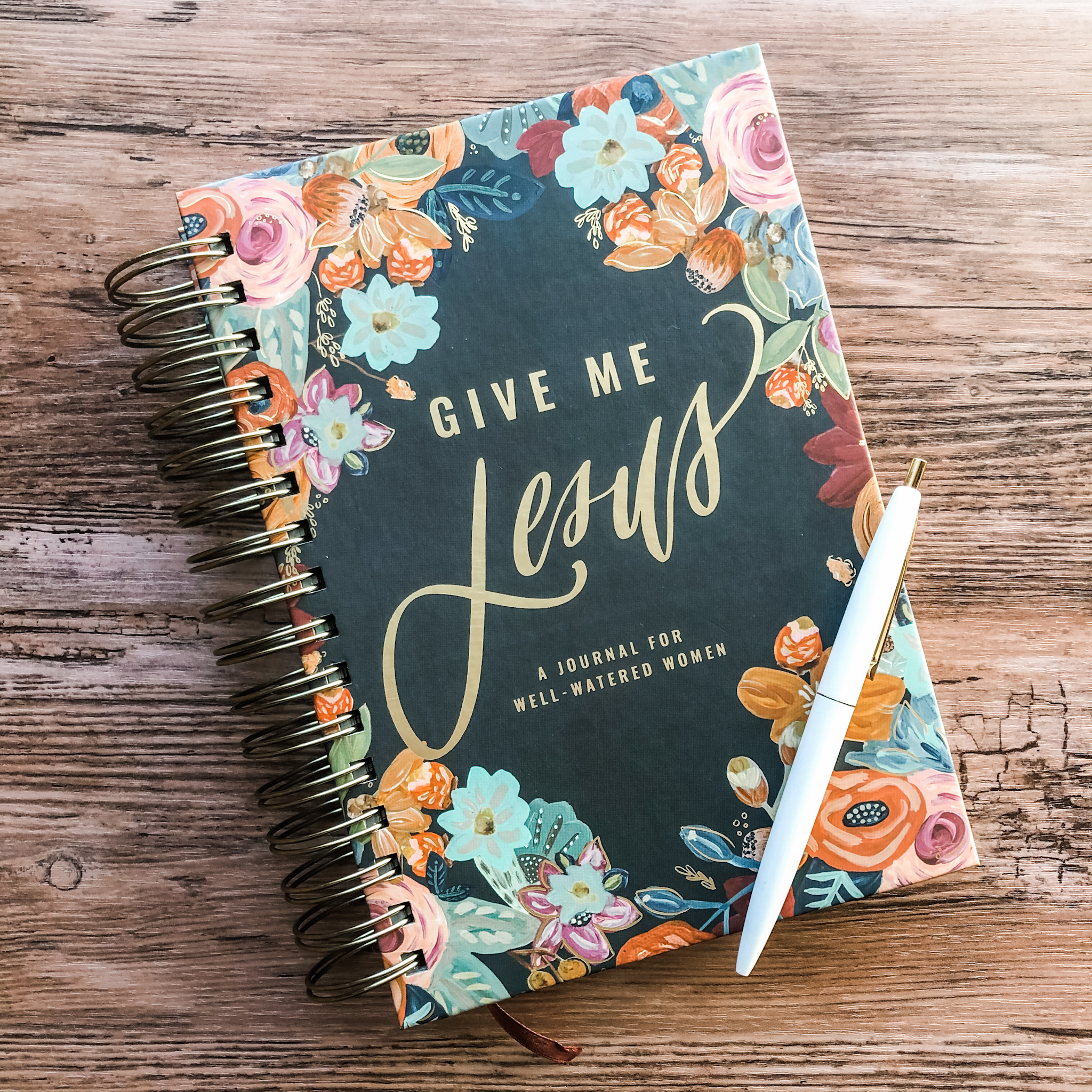 Give Me Jesus Journal | Favorite Bible Study Tools