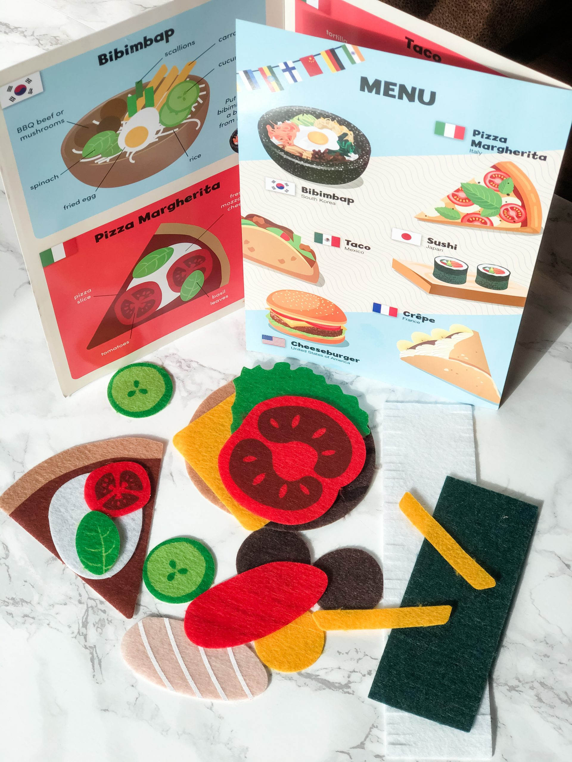 Felt Food Craft