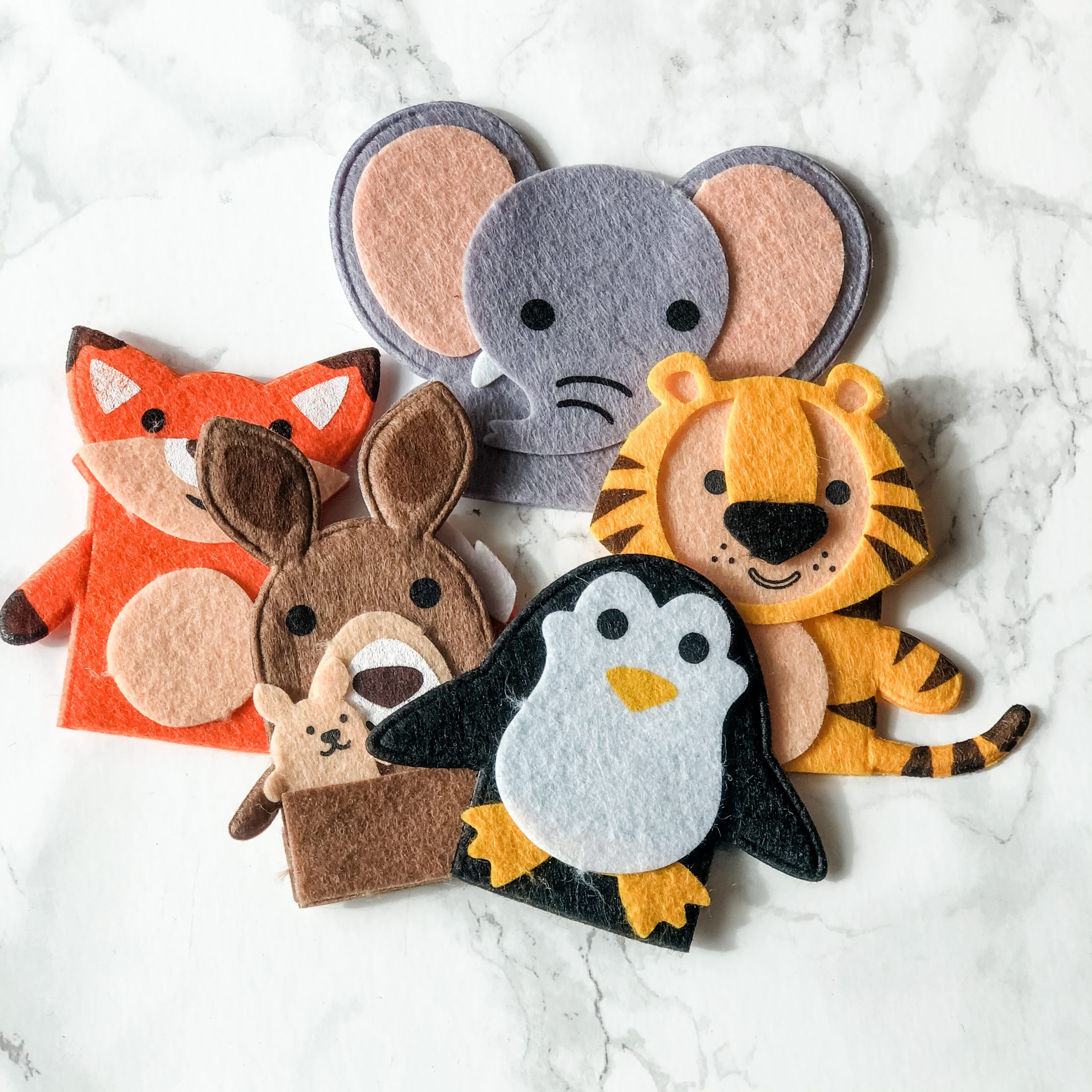 Felt Animal Craft